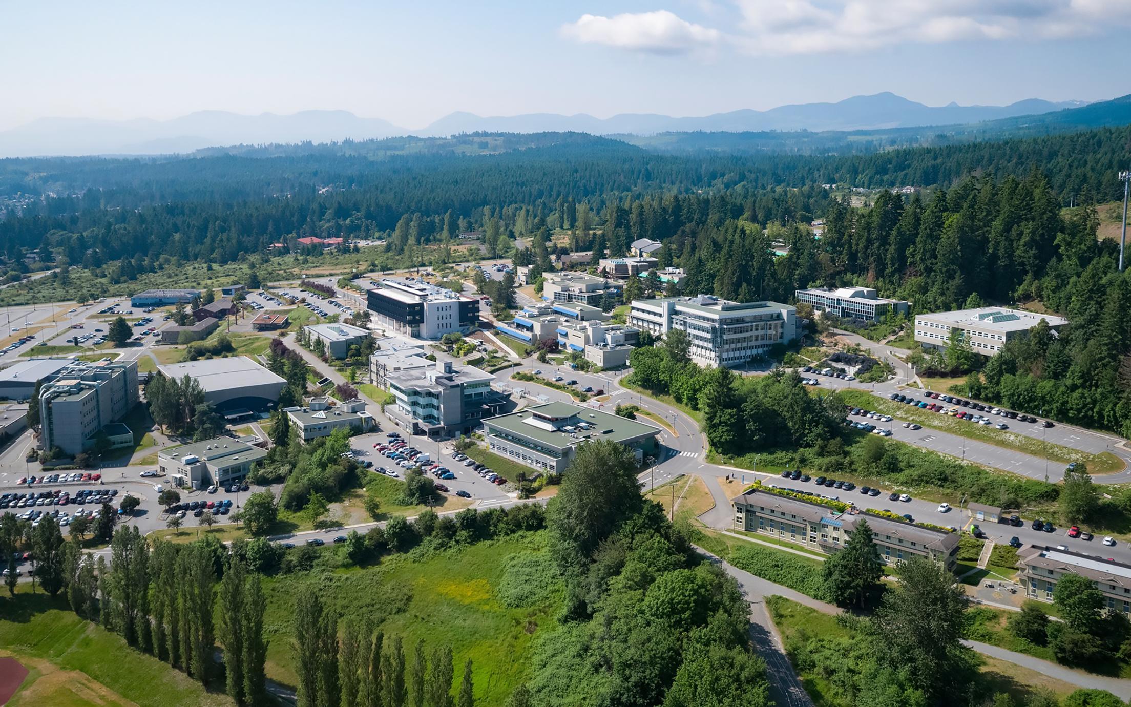 Image of VIU campus