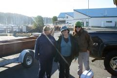 VIU Community Cousins Agnes, Janet and Ashley